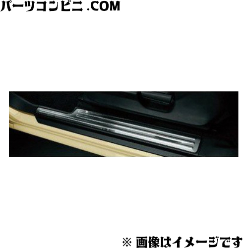 SUZUKI(スズキ)/純正 サイドシルスカッフ 99142-77R00 /ジムニー JB64W