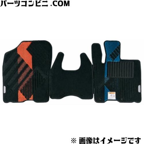 SUZUKI(スズキ)/純正 フロアマット ジュータン ポップブロック 1台分 75901-59S30 /ハスラー (MR52S/MR92S)
