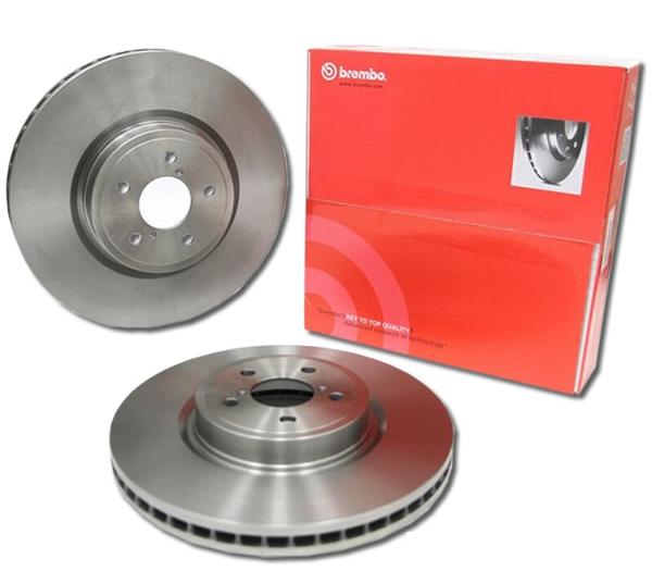 自動車部品/送料無料 brembo(ブレンボ)/ブレーキディスク/フロント/09.B266.11/スカイライン/フェアレディ Z/フーガ