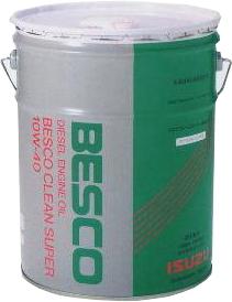 いすゞ(ISUZU)/エンジンオイル ベスコ クリーンスーパーオイル 10W-40 20L 1-88405802-0