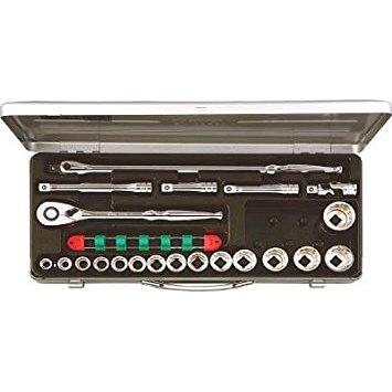 KTC(京都機械工具)12.7sq.ソケットレンチセット 21点 型番:TB415BX