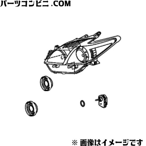 TOYOTA(トヨタ)/純正 ヘッドランプ ユニットASSY LH 左側 81185-47411 /プリウス