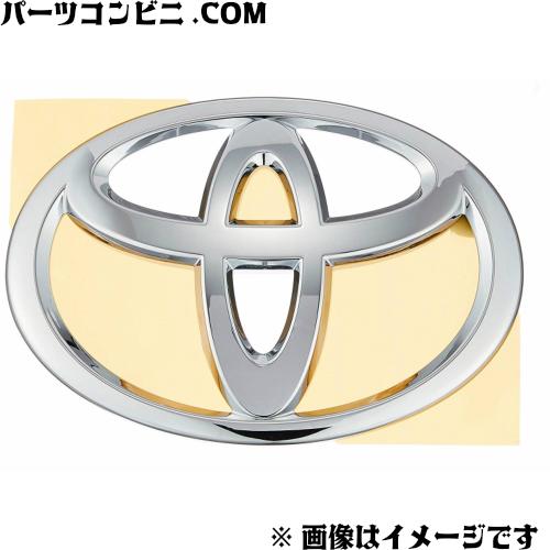全商品オープニング価格 自動車部品 自動車用品 アクセサリ TOYOTA トヨタ 純正 シンボル ウィッシュ セール特価 シエンタ エンブレム 他 90975-02086 ヴォクシー