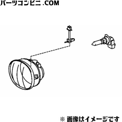 TOYOTA(トヨタ)/純正 フォグランプASSY LH 81220-0W050 /アルファード/ヴェルファイア/ハイブリット