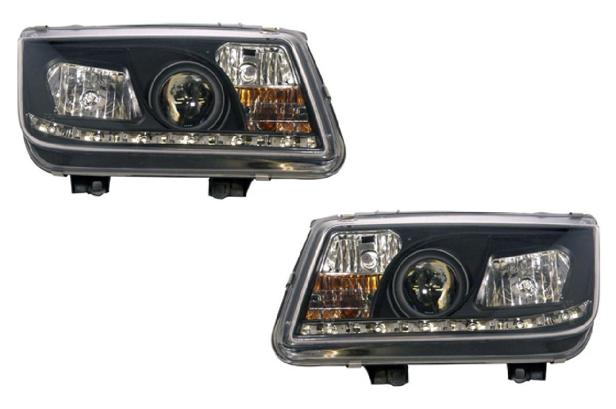 100%品質 SONAR(ソナー) ヘッドライト フォルクスワーゲン ボーラ ヘッドライト DRLスタイル 99-06 DRLスタイル プロジェクター ヘッドライト ブラック インナー 99-06 VW ボーラ, あわうみ:98de8480 --- gerber-bodin.fr