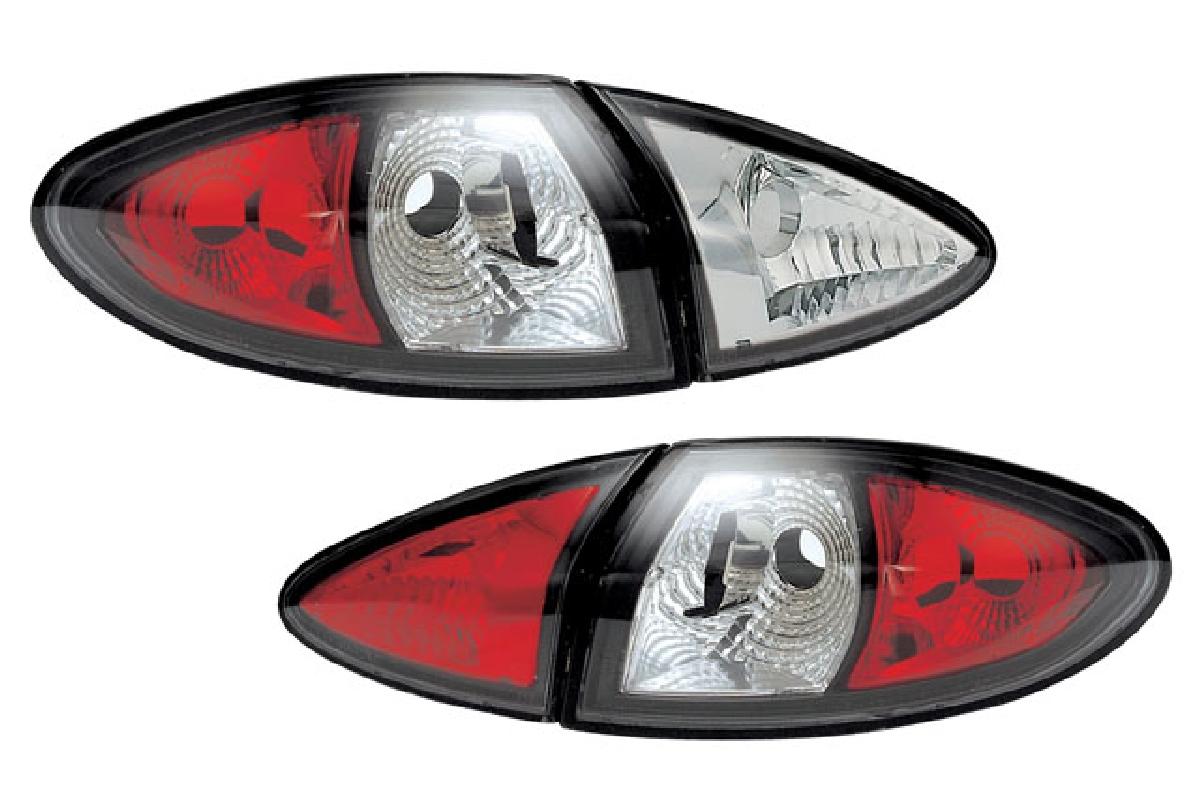 01-UP 147 テールライト テール インナー ブラック アルファロメオ ランプ SONAR(ソナー) ユーロ 147 レンズ アルファロメオ クリスタル