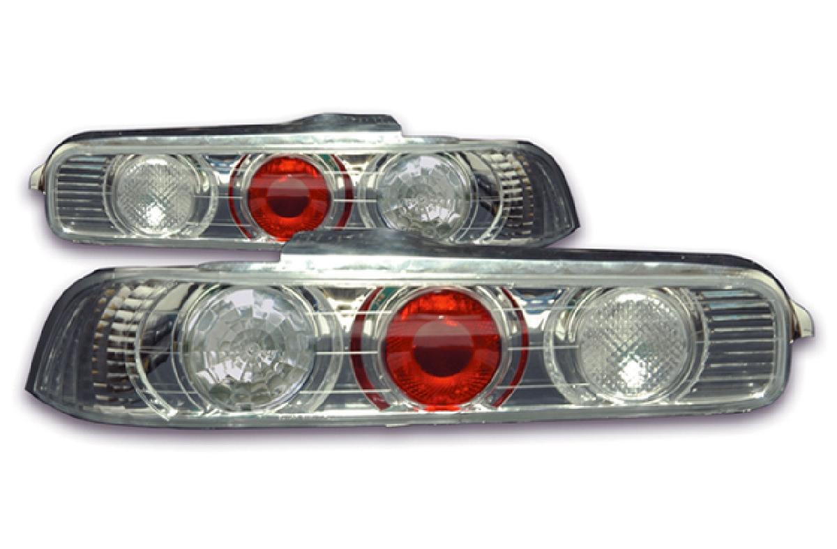 SONAR(ソナー) テールライト ホンダ インテグラ ユーロ テール ランプ クローム インナー クリスタル レンズ DC1/2 インテグラ 2ドア