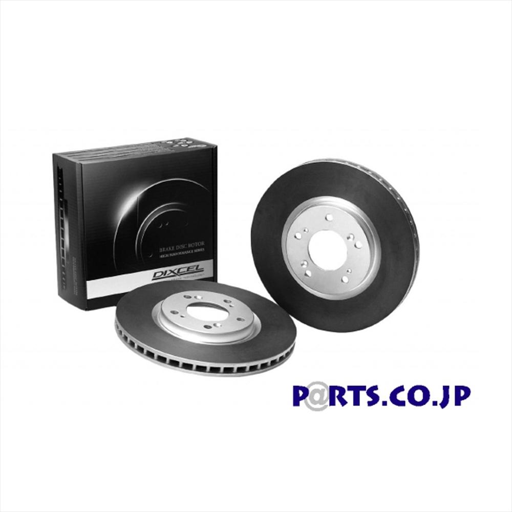 リアブレーキディスクローター HDタイプ 19/01~ フォルクスワーゲン ポロ (AW) 1.5 ターボ (AWDAD) 送料無料 DIXCEL レビューを書いてノベルティゲット♪ ディクセル