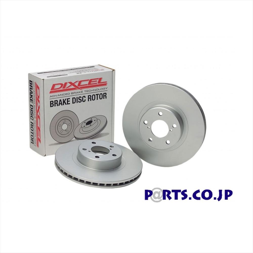 ルノー メガーヌ ブレーキローター フロント用 ブレーキディスクローター PDタイプ 06/09~ ルノー メガーヌ2 MF4R2 2.0 RS 送料無料 DIXCEL レビューを書いてノベルティゲット♪ ディクセル