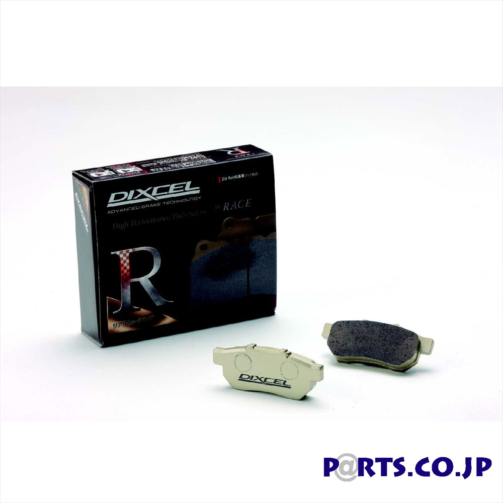 トヨタ プリウス ブレーキパッド ブレーキパッド RNタイプ リア用 17/02~19/04 プリウス ZVW52 PHV 送料無料 DIXCEL レビューを書いてノベルティゲット♪ ディクセル
