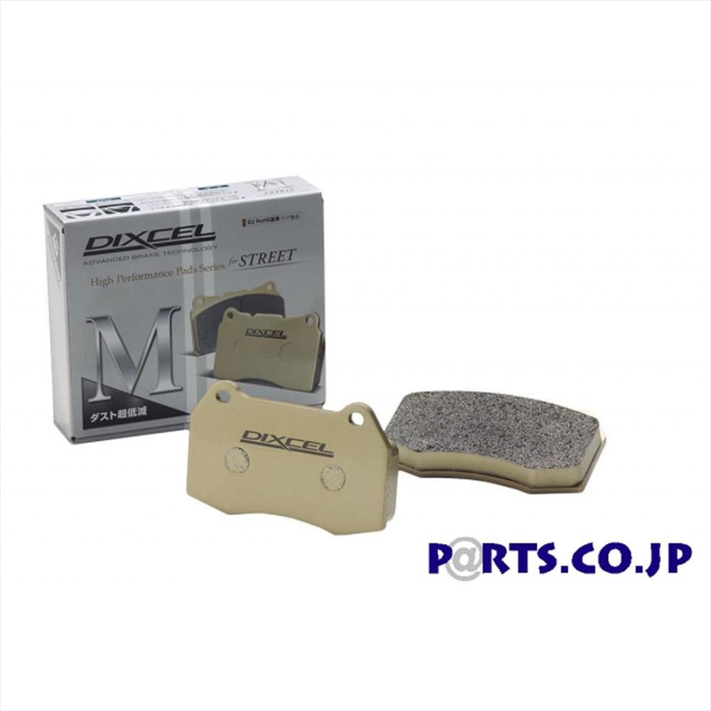 グリス付属 シトロエン C3 ブレーキパッド ブレーキパッド Mタイプ リア用 19/07~ シトロエン C3 AIRCROSS 1.2 ターボ A8HN05 送料無料 DIXCEL ディクセル