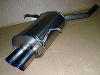 ARQRAY(アーキュレー) BMW 3シリーズ チタニウムサイレンサー BMW E46 318I/CI