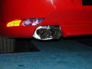 ARQRAY(アーキュレー) アルファロメオ GT ステンレススポーツマフラー アルファロメオGT 3.2 V6