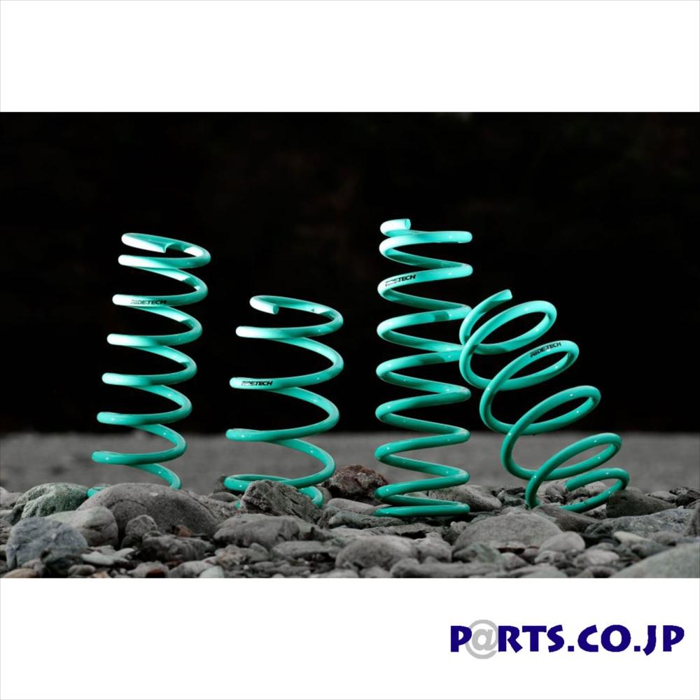 スズキ エブリイワゴン スプリング RIDE+TECH(ライドテック) スズキ エブリイ DA17W/V UPスプリング 【代引不可】