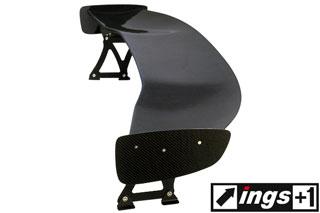 ings(イングス) Z-POWER WING 1600mm (ドライカーボン) ハイマウント