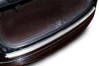 ホンダ ステップワゴン マジカルカーボン カーゴステップガード ブラック RG1~4 ステップワゴン(2005/5~2009/10)