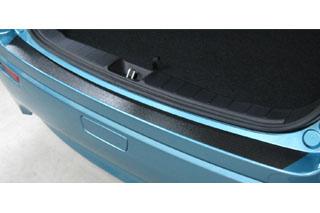 三菱 RVR マジカルカーボン カーゴステップガード レッド GA3W RVR(2010/2~)