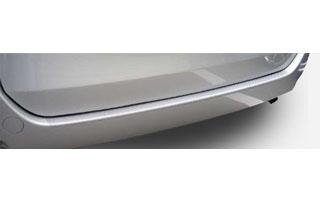 トヨタ ヴォクシー/ノア マジカルカーボン カーゴステップガード シルバー ZRR70系 ノア(2007/06~2010/03)