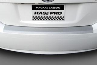 トヨタ プリウス マジカルカーボン カーゴステップガード シルバー ZVW30系 プリウス(2009/5~)