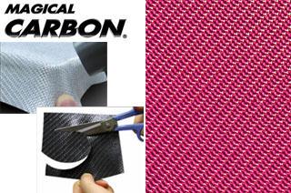 汎用 マジカルカーボンフリー Lサイズ(ピンク) CAP-L
