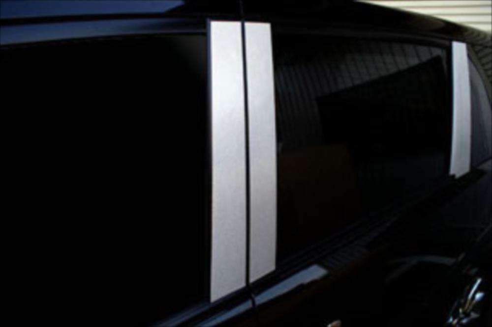 ホンダ フリード マジカルカーボン ピラーセット フルセット マットブラック GB3/4 フリード(2008/5~)