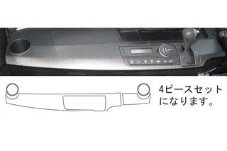 ホンダ フリード マジカルカーボン インナーパネルセット ブルー GB3/4 フリード(2008/5~)