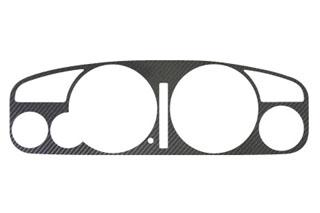 日産 スカイライン マジカルカーボン メーターパネル AT専用 ピンク BCN/ECR/HR30系 スカイラインR33(1993/8~1997/2)
