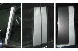 ホンダ フリード マジカルカーボン ピラーセット スタンダードタイプ ブラック GB3/4 フリード(2008/5~)