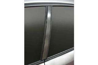 スバル レガシィ マジカルカーボン ピラーセット ブラック BL5/BLE レガシィB4(2006/5~)