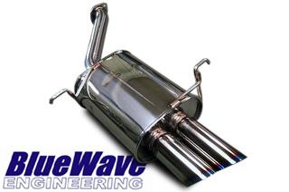 BlueWave(ブルーウェーブ)ブルーウェーブ マフラー Kaizer VW ポロ(9N) 1.8T Gti