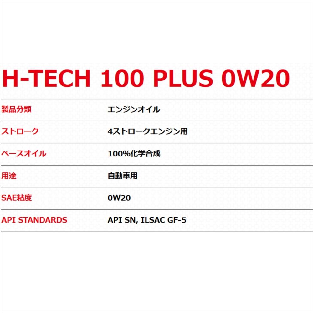 MOTUL(モチュール)エンジンオイルマツダCX-5スタンダードエンジンオイルH-TECH100PLUS0W2020LマツダCX-5KEEFWPE-VPS平成26年11月~2WDA/T2000cc