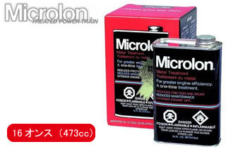 Microlon マイクロロンメタルトリートメントリキッド 16オンス 正規品