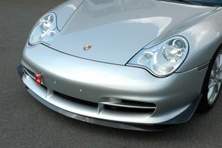 ARK TECH(アークテック) GT3バンパー用カナード FRP ポルシェ 996 GT3後期型