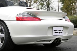 ARK TECH(アークテック) タイプSリアバンパー 97-01 ポルシェ 986 ボクスター 2.5/2.7