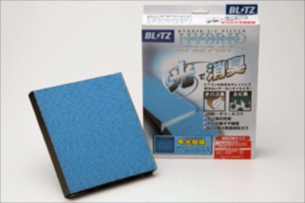 BLITZ(ブリッツ) エアコンフィルター 日産 ローレル ハイブリッドエアコンフィルター 97/06- C35/GC35/GCC35/GNC35/HC35/SC35 ローレル