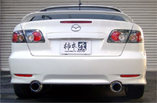 柿本改(カキモト) アテンザスポーツ GG3S カキモトレーシング Regu.06&R