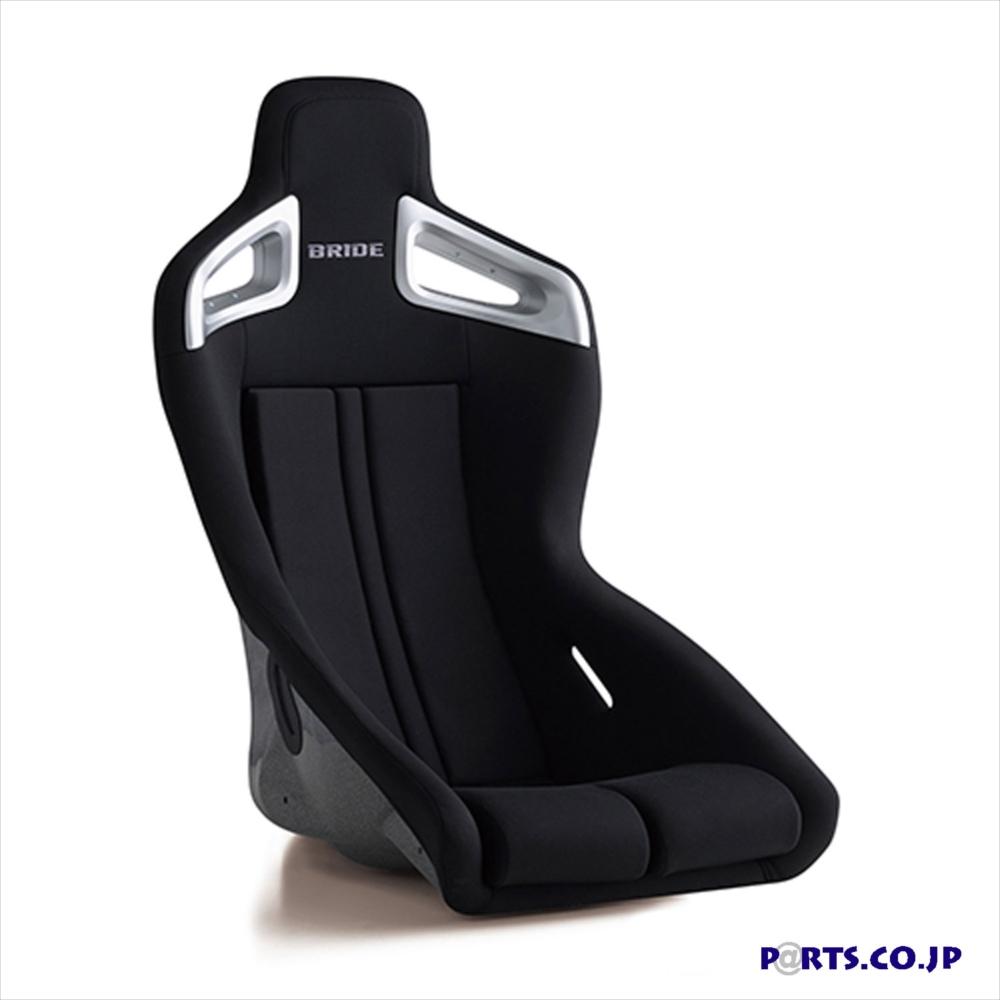 BRIDE(ブリッド) シート バケットシート BRIDE (ブリッド) A.i.R. (エア) 2シーター専用フルバケットシート (FRP製) ブラック F86AMF