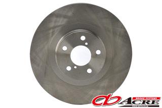 ブレーキ ローター 送料無料 ACRE(アクレ)スタンダードローター フロント用 99.08~ ZZT230 セリカ