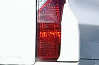 Takeros(タケローズ) 三菱 ランサー フェンダーガーニッシュ タケローズ CT9W ランサーエボリューションワゴン ブリスターフェンダーガーニッシュ
