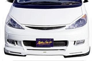 Takeros(タケローズ) トヨタ エスティマ フロントスポイラー タケローズ ACR/MCR エスティマ フロントリップスポイラー VOL.2エアロ用