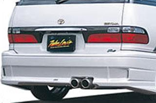 Takeros(タケローズ) トヨタ エスティマ リアスポイラー タケローズ TCR/CXR エスティマ リアバンパースポイラーVOL.2