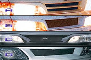 Takeros(タケローズ) トヨタ エスティマ グリル タケローズ TCR/CXR エスティマ フロントグリルB