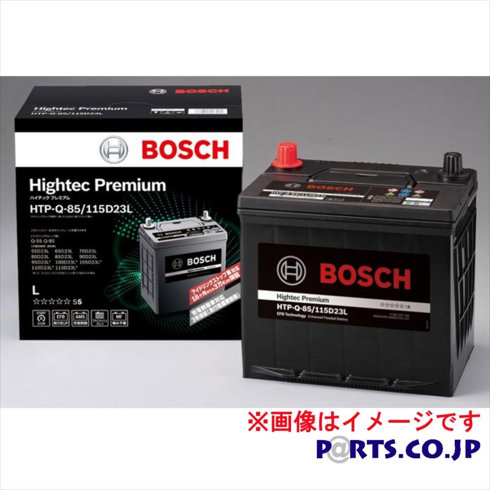 国産車用バッテリー ハイテックプレミアム HTP-60B19L 廃バッテリー回収も送料も無料