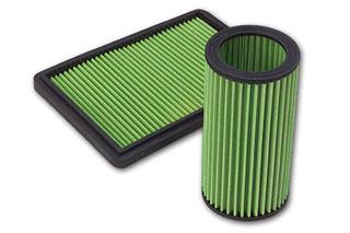 GREEN(グリーン) エアフィルター 純正交換タイプ 96- 00 Mベンツ C200 (W202)