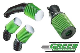ヨーロッパ市場シェアNO.1エアフィルター 国内正規総代理店アイテム GREEN おしゃれ グリーン ダイレクトキット 00- プジョー 24V V6 クーペ 3.0L 406