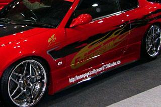 Feizdesgin フェィズデザイン S15シルビア サイドスカート ハーフカーボン