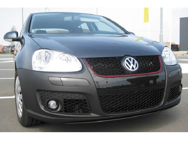 Auto-Style(オートスタイル) VW Golf5 GTI-Look フロントバンパーキット レッドライン