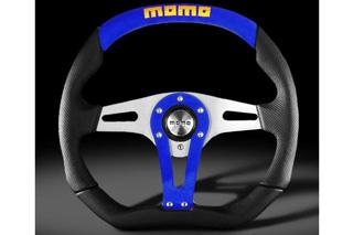 MOMO(モモ) トレック ブルー 350φ