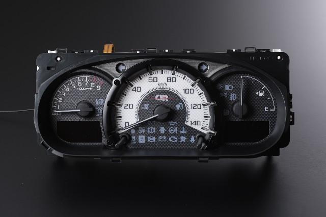 ELDASH メーターパネル Version-R コペン 14~ LA400K