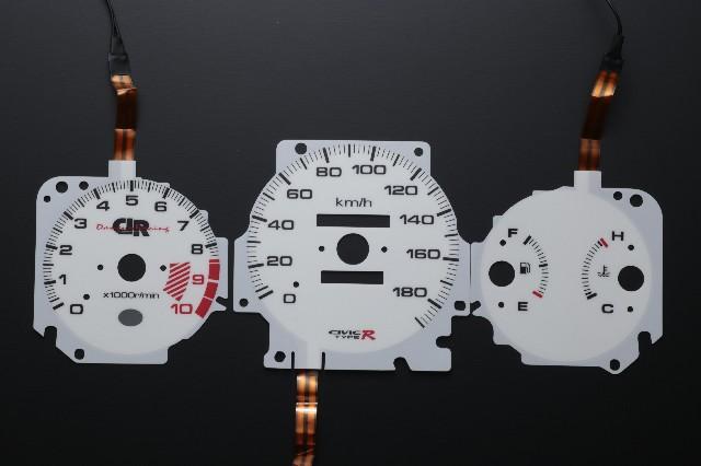 ELDASH メーターパネル EK9 シビック タイプR